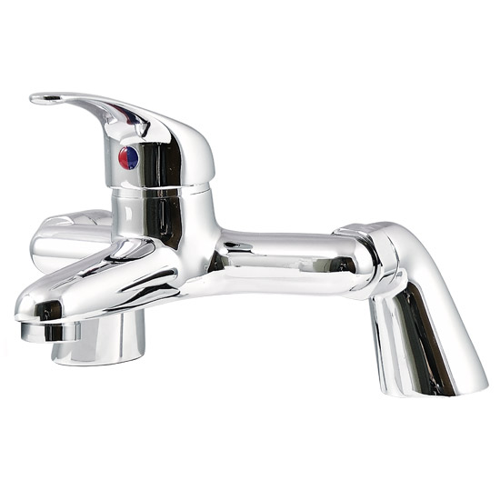Apollo Bath Filler - Chrome Large Image