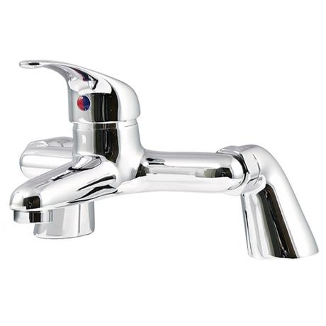 Apollo Bath Filler - Chrome