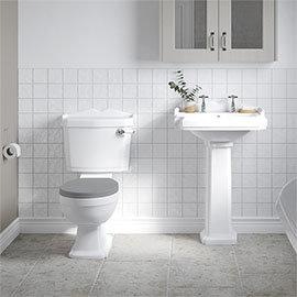Appleby Traditional 4-Piece Bathroom Suite