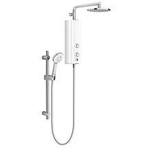 AQUAS AquaMax Flex Manual Smart 9.5KW White Electric Shower Medium Image