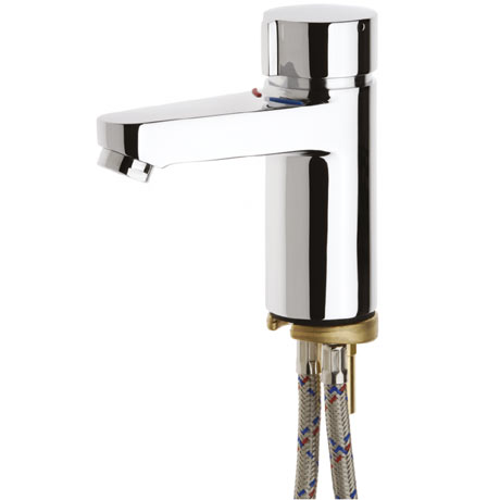 Franke AQUA202 Self Closing Single Mixer Tap (High Pressure)