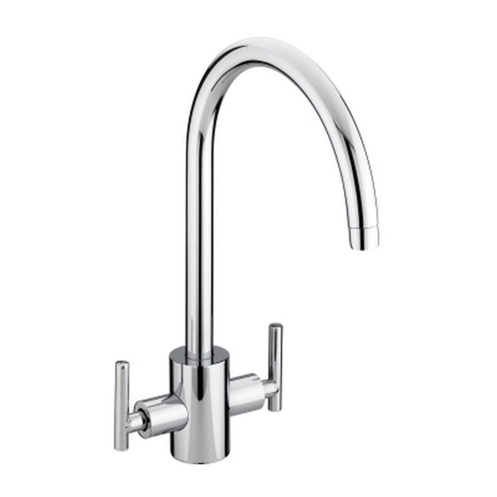 Bristan Artisan Easyfit Monobloc Kitchen Sink Mixer Chrome Large Image