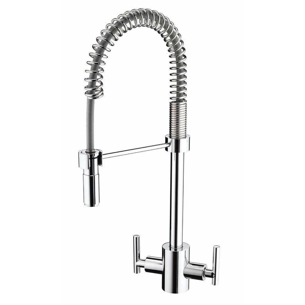 Bristan - Artisan Professional Monobloc Kitchen Sink Mixer - AR-SNKPRO-C Large Image