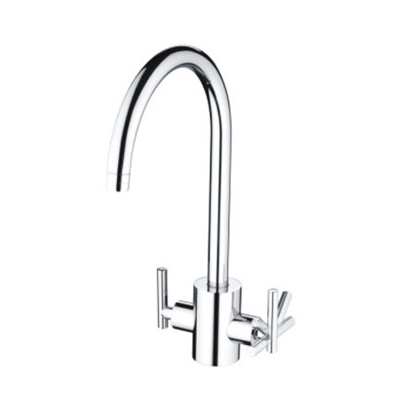 Bristan - Artisan Monobloc Kitchen Sink Mixer with Filter - AR-SNKPURE-C Large Image
