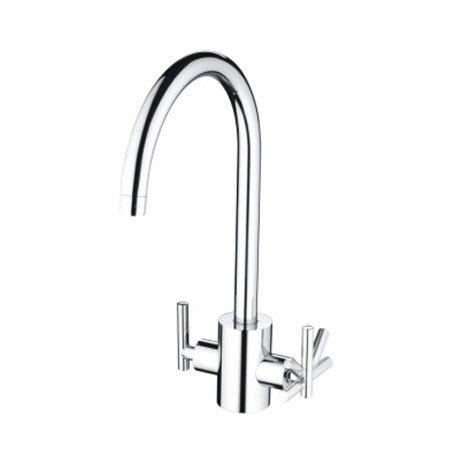 Bristan - Artisan Monobloc Kitchen Sink Mixer with Filter - AR-SNKPURE-C