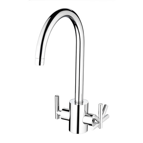 Bristan - Artisan Monobloc Kitchen Sink Mixer with Filter - AR-SNKPURE-C