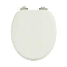 Arcade Soft Close Toilet Seat - Sand Medium Image