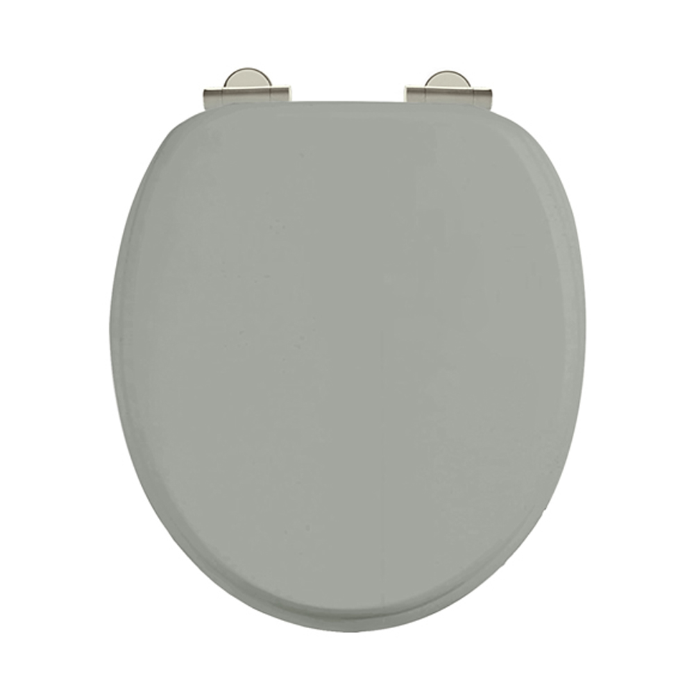 Arcade Soft Close Toilet Seat - Dark Olive Large Image