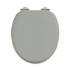 Arcade Soft Close Toilet Seat - Dark Olive Small Image