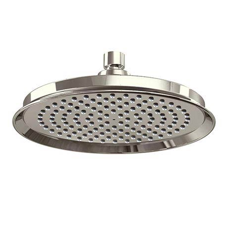 "Arcade 9"" Air Boosted Rain Shower Rose - Nickel"
