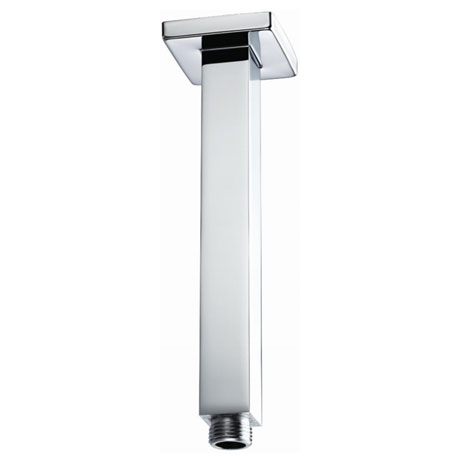 Bristan - 200mm Square Ceiling Fed Shower Arm - ARM-CFSQ02-C