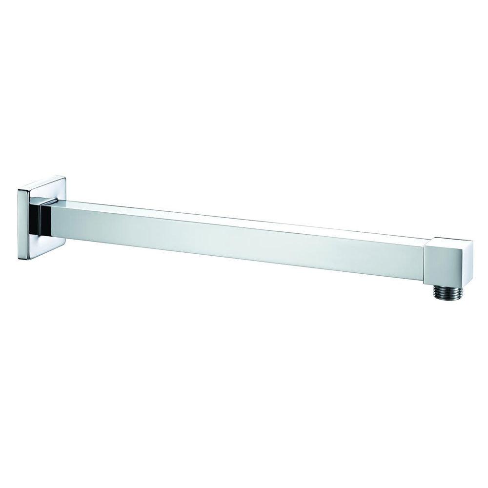 Bristan - Square Fixed Shower Arm - ARM-WASQ01-C profile large image view 1