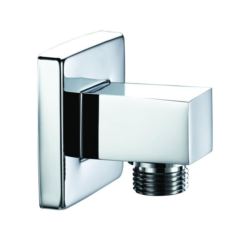 Bristan - Square Shower Wall Outlet - ARM-WOSQ01-C Large Image