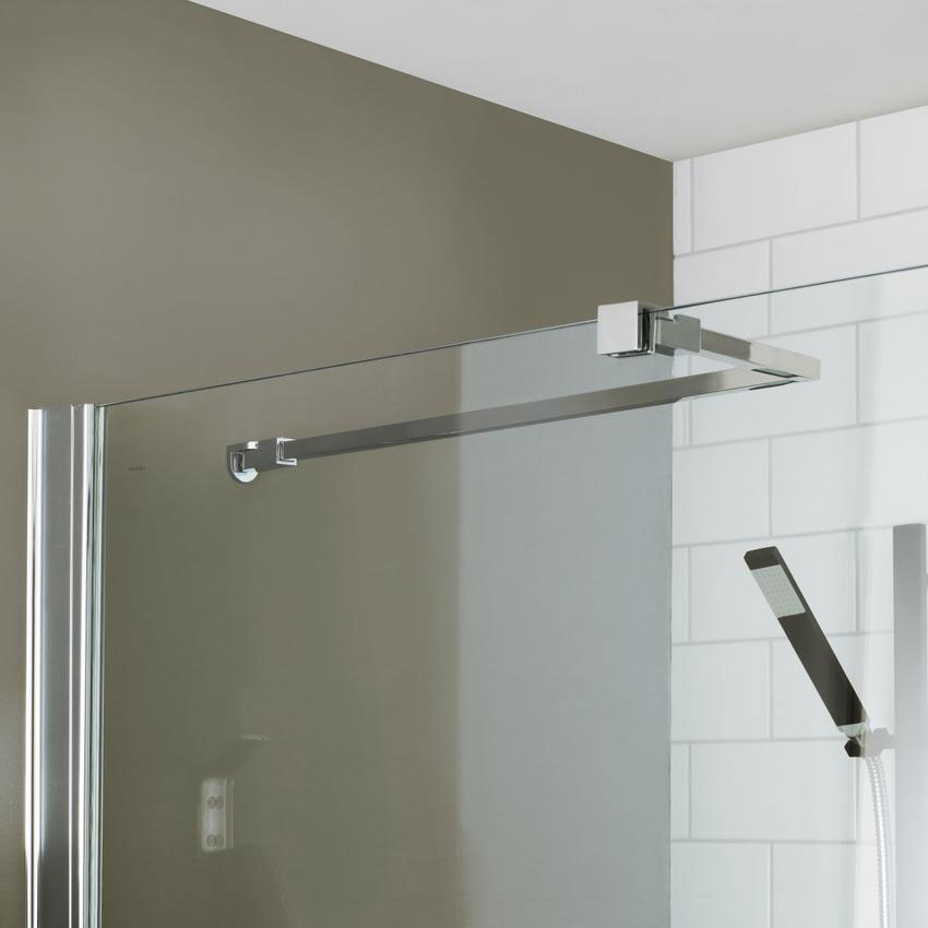 Hudson Reed - Universal Wetroom Screen Support Arm - ARM32 Large Image