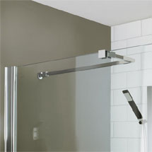 Hudson Reed - Universal Wetroom Screen Support Arm - ARM32 Medium Image