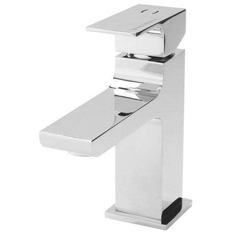 Hudson Reed Art Mono Basin Mixer w/ Waste - Chrome - ART305