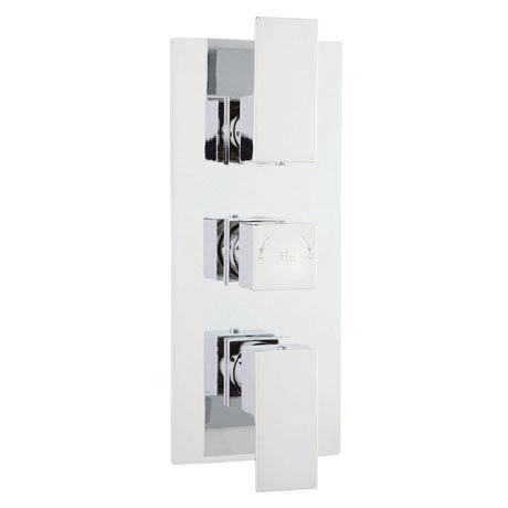 Hudson Reed Art Triple Thermostatic Shower Valve with Diverter - ART3212