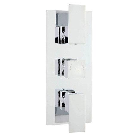 Hudson Reed Art Triple Thermostatic Shower Valve with Diverter - ART3212