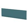 Arezzo Matt Green Front Bath Panel - 1800mm profile small image view 1