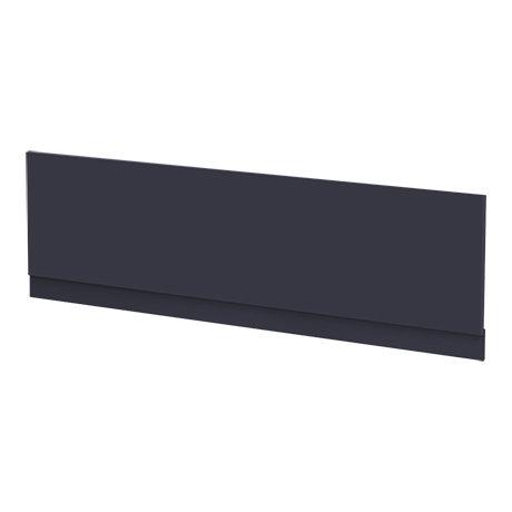 Arezzo Matt Blue Front Bath Panel - 1800mm