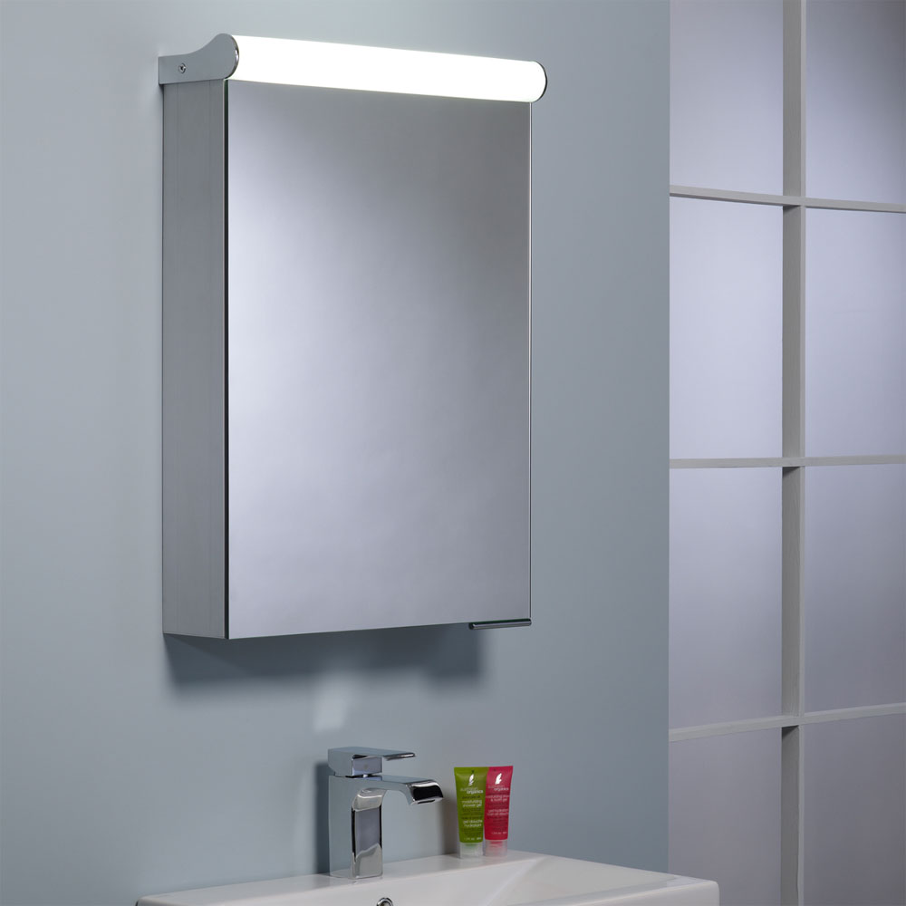 Roper Rhodes Elevate Illuminated Mirror Cabinet - AS231 Feature Large Image