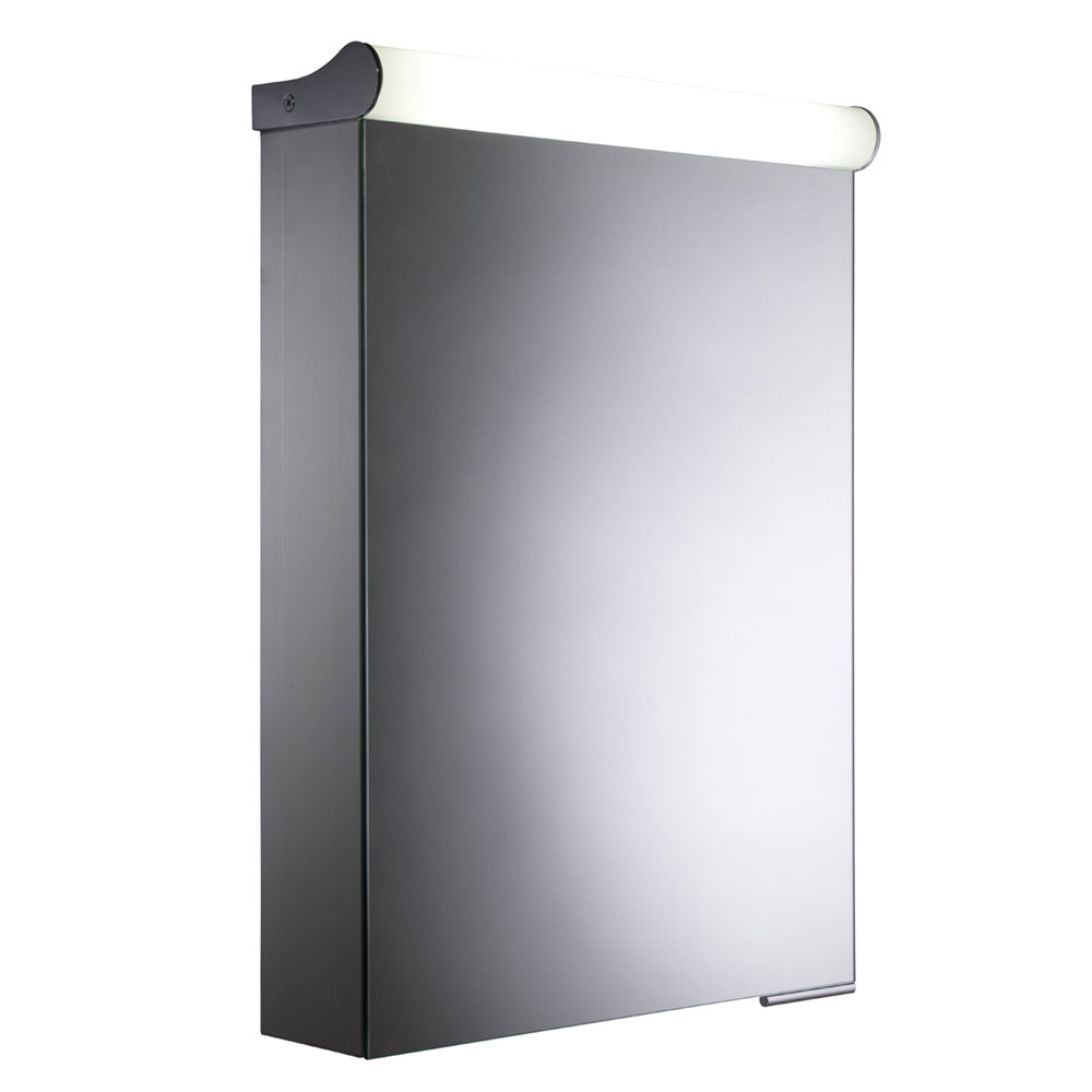 Roper Rhodes Elevate Illuminated Mirror Cabinet - AS231 Large Image