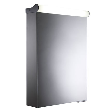 Roper Rhodes Elevate Illuminated Mirror Cabinet - AS231