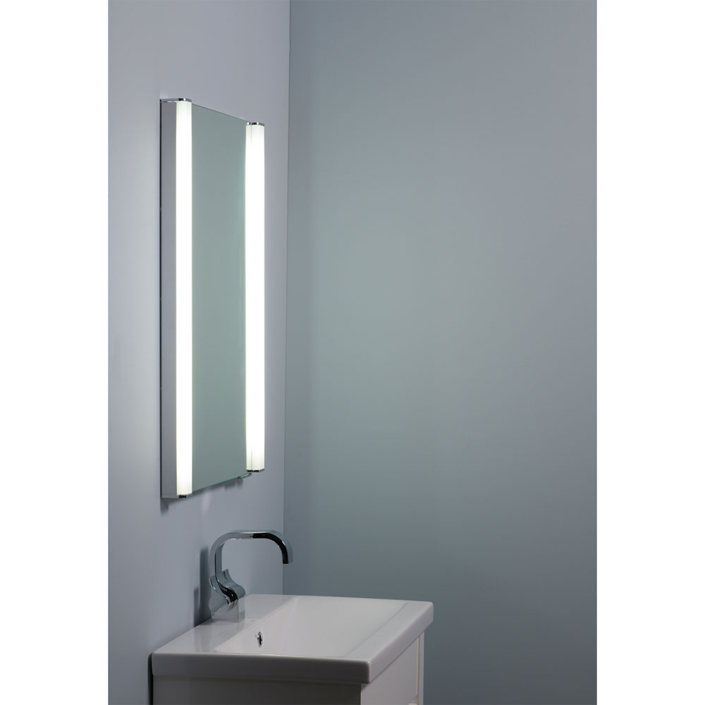 Roper Rhodes Illusion Recessible Illuminated Mirror Cabinet - AS241 profile large image view 3
