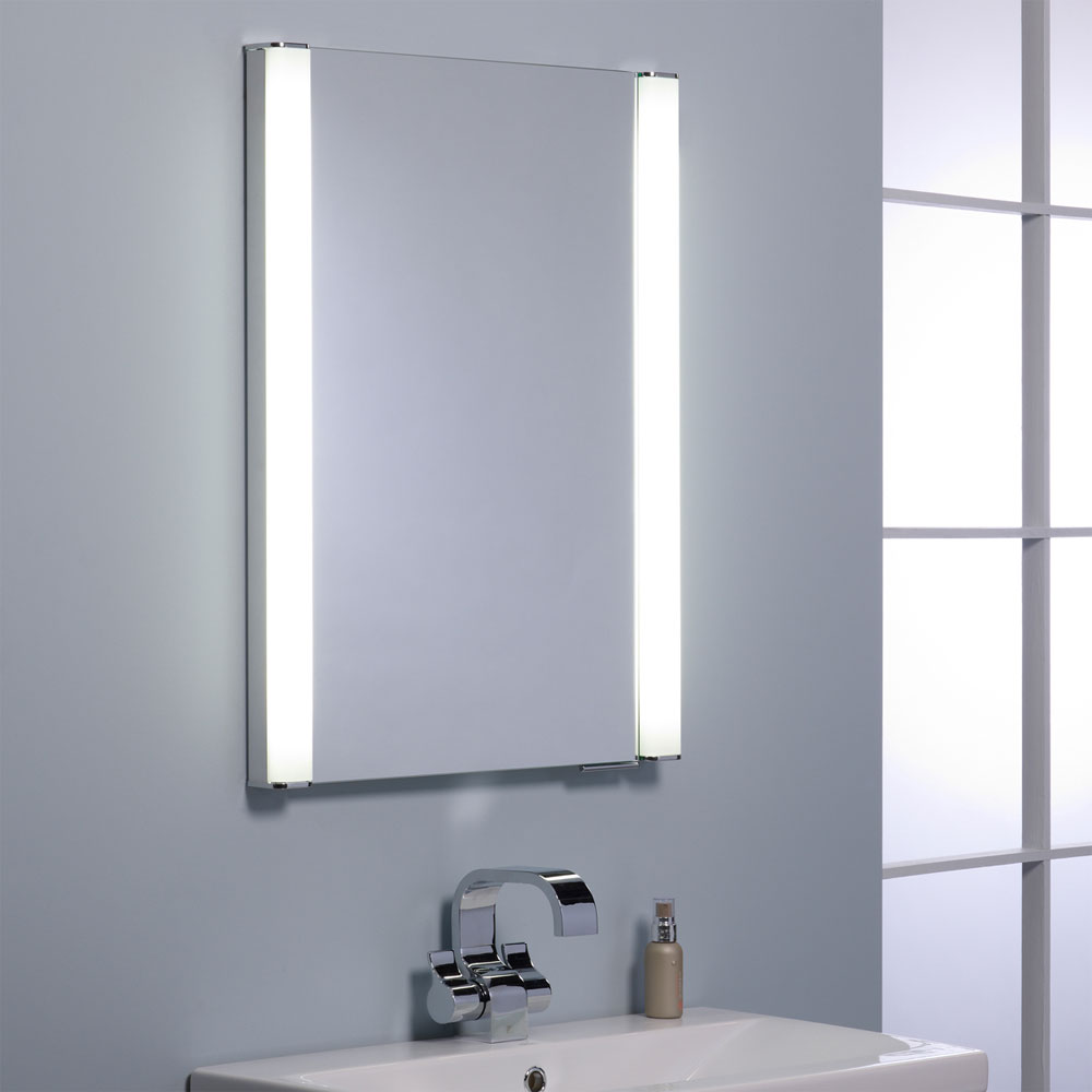 Roper Rhodes Illusion Recessible Illuminated Mirror Cabinet - AS241 profile large image view 5
