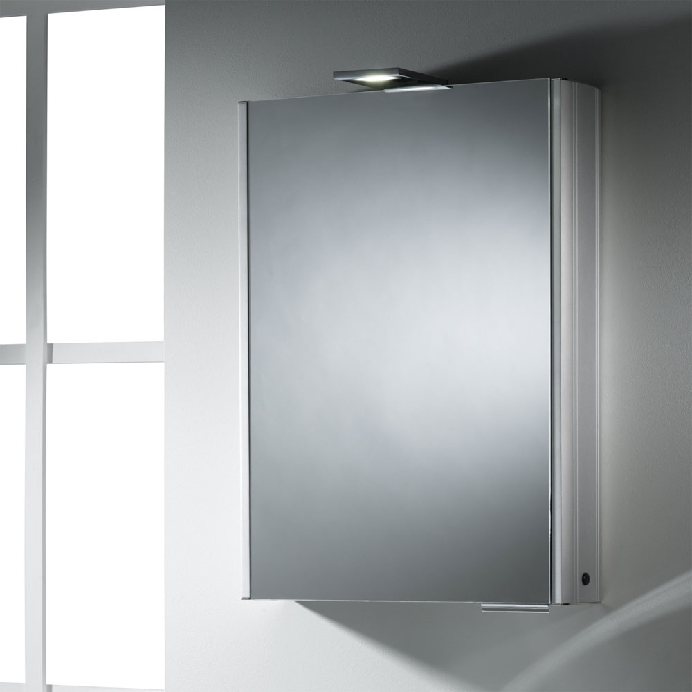 Roper Rhodes Fever Illuminated Mirror Cabinet with Demister Pad - AS251 profile large image view 3