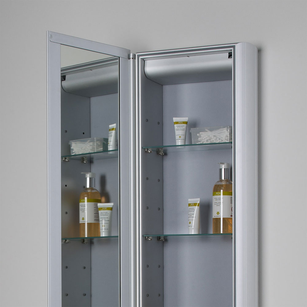 Roper Rhodes Reference Tall Mirror Cabinet - AS315AL Profile Large Image