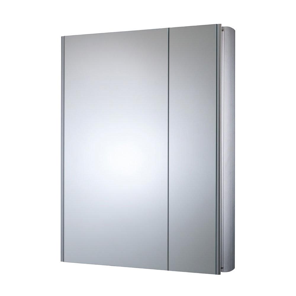 Roper Rhodes Refine Slimline Mirror Cabinet without Electrics - AS615ALSLP Large Image