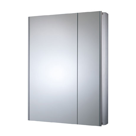 Roper Rhodes Refine Slimline Mirror Cabinet without Electrics - AS615ALSLP