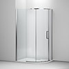 Mira Ascend Offset Quadrant Shower Enclosure profile small image view 1