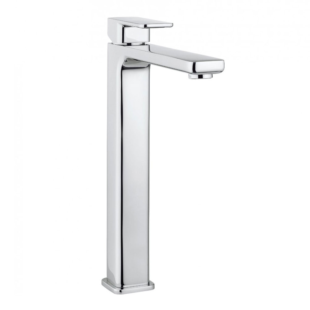 Crosswater - Atoll Tall Monobloc Basin Mixer - AT112DNC Large Image
