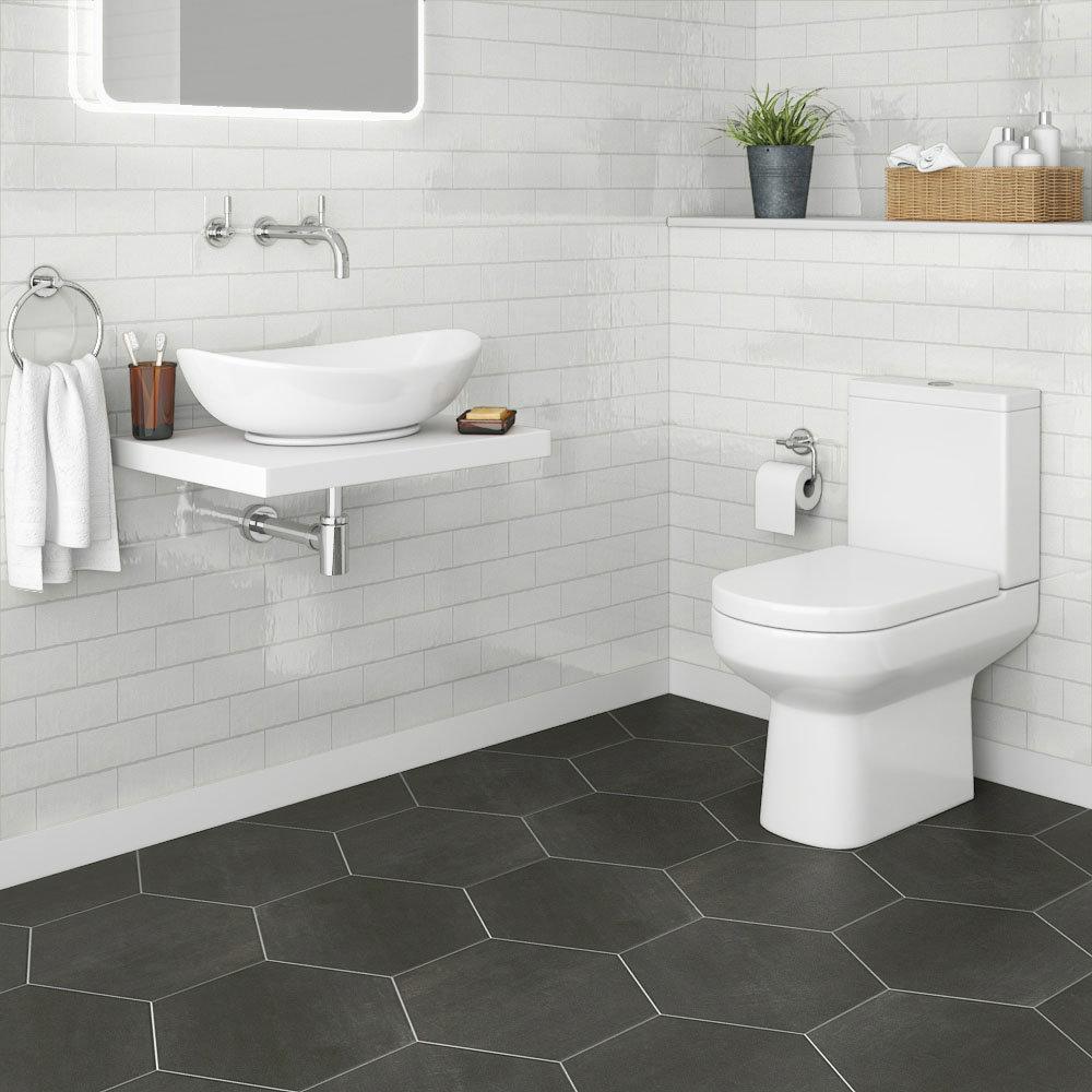 antonio modern bathroom suite  online at victorian