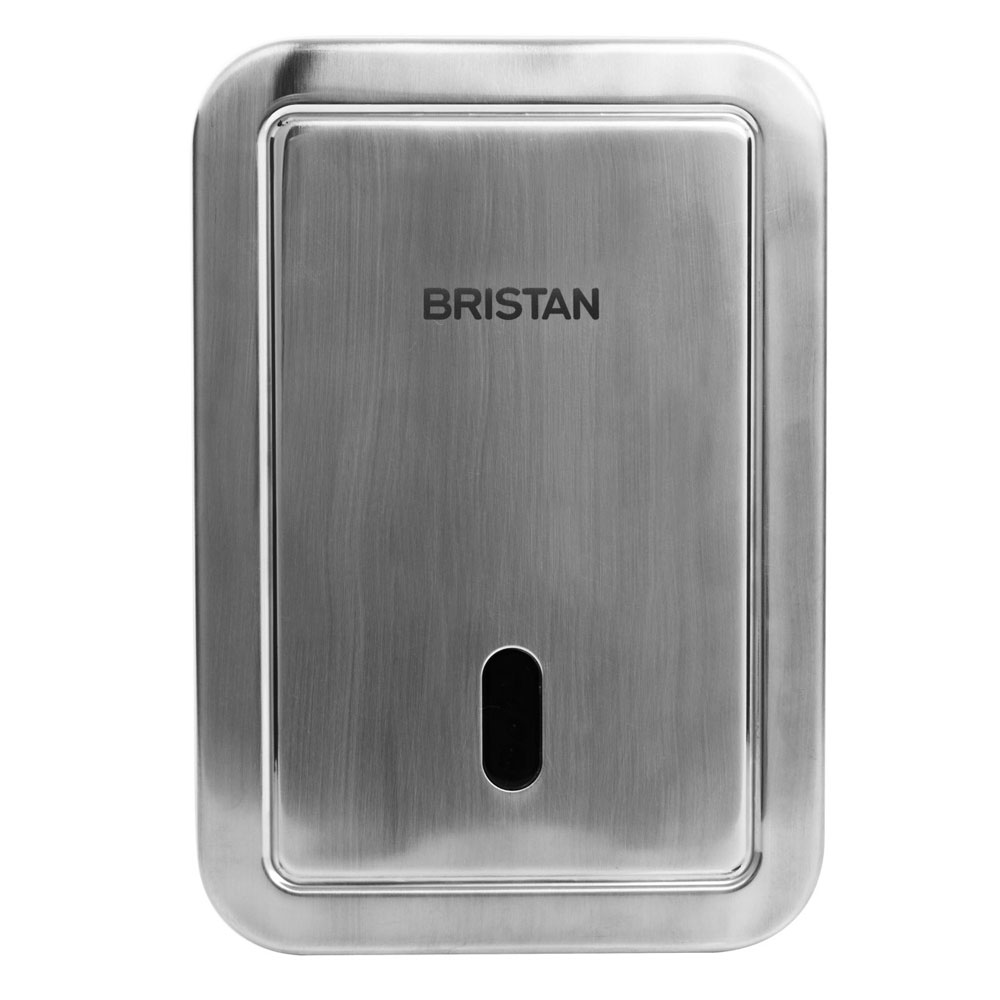 Bristan - Concealed Infrared Automatic Urinal Flush - Mains Powered - AUF-4-C Large Image