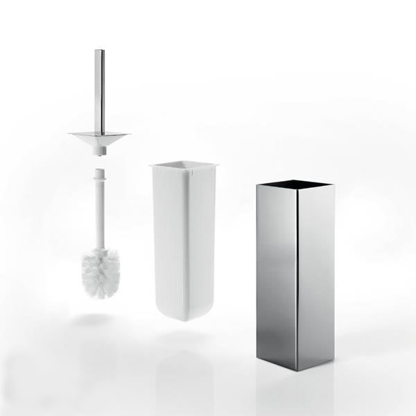 Inda - Lea Mai Way Toilet Brush & Holder - AV114A Large Image