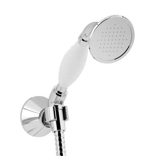 Heritage Avenbury Exposed Shower with Deluxe Fixed Riser Kit & Diverter to Handset - AVEDUAL01 profile large image view 3