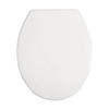 Heritage - White Thermoset Soft Close Seat - AWG101S profile small image view 1