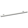 1 x Arezzo Industrial Style Knurled 'T' Bar Chrome Handle (192mm Centres) profile small image view 1