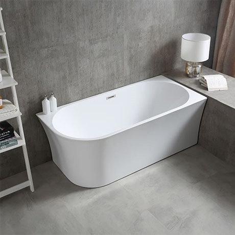 Arezzo 1500 x 750 Modern Corner Bath