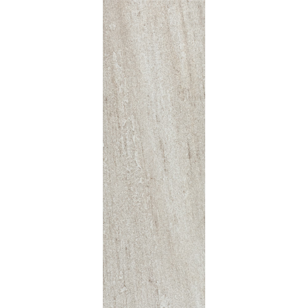 Arezzo Silver Grey Stone Effect Wall and Floor Tiles - 200 x 600mm  additional Large Image