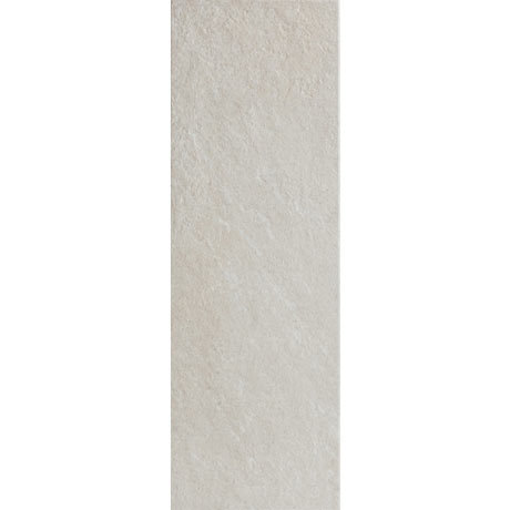Arezzo White Stone Effect Wall and Floor Tiles - 200 x 600mm