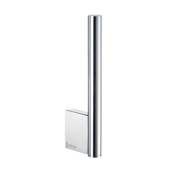 Smedbo Air - Polished Chrome Spare Toilet Roll Holder - AK320 Large Image