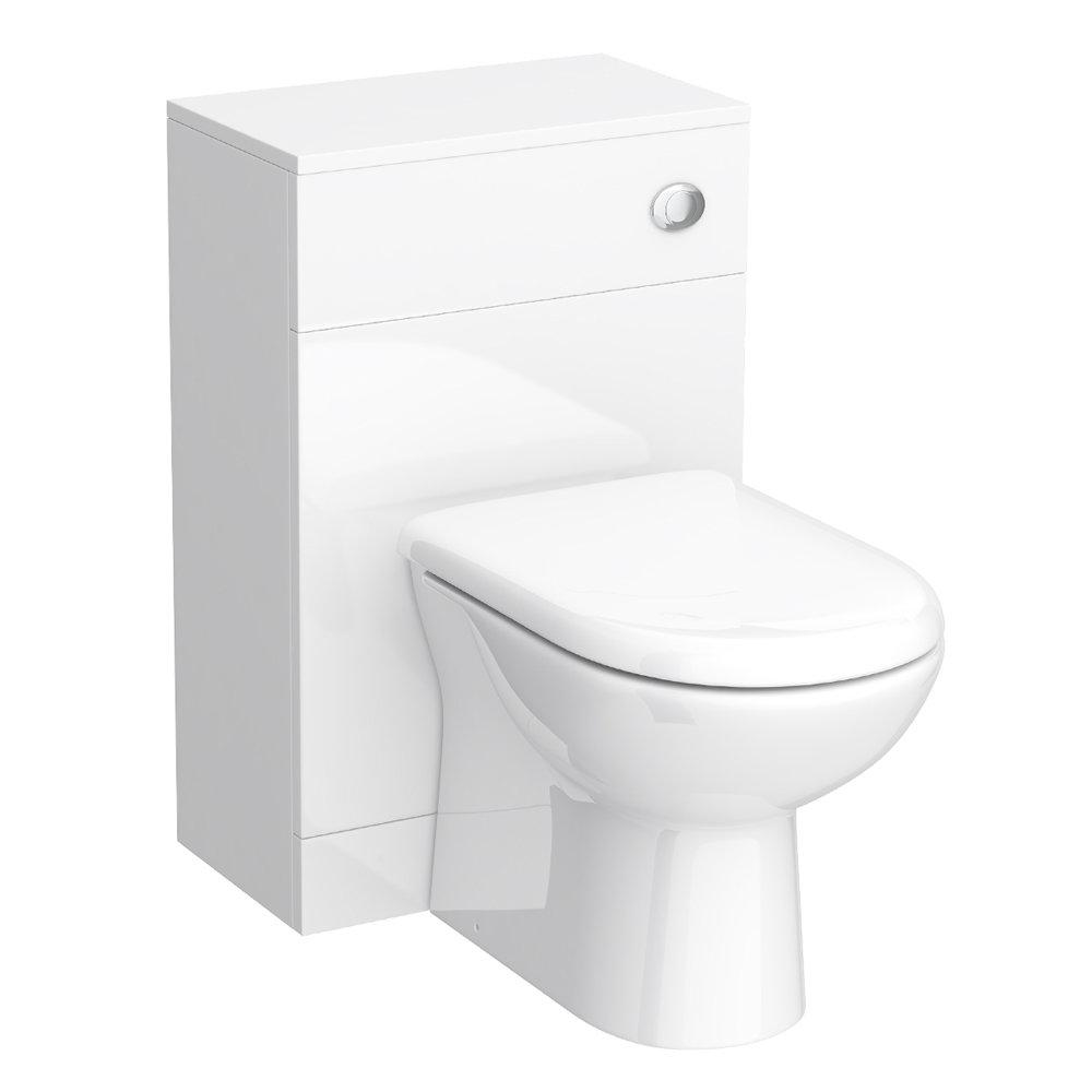 Alaska BTW Toilet Unit Inc. Cistern + Soft Close Seat (Depth 330mm) Large Image