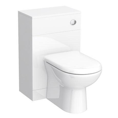 Alaska BTW Toilet Unit Inc. Cistern + Soft Close Seat (Depth 330mm)