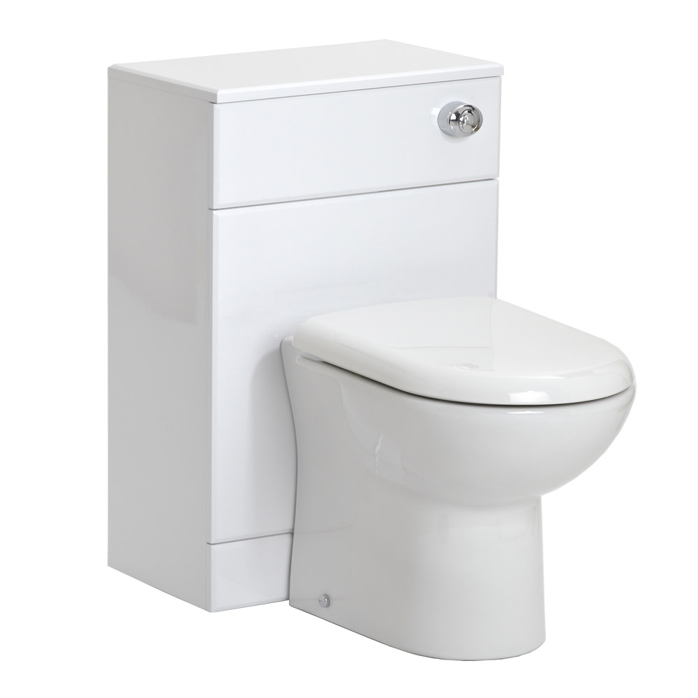 Alaska 1520mm Vanity Unit Suite + Basin Mixer (High Gloss White - Depth 330mm) Feature Large Image