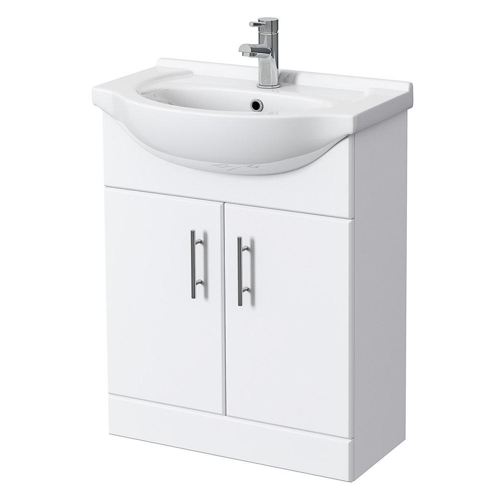 Alaska Vanity Unit & Toilet Suite Profile Large Image