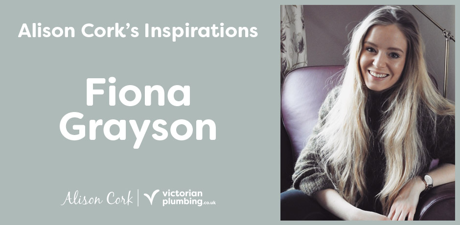 Alison Cork's Inspirations - Fiona Grayson